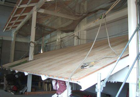 太陽光研修棟